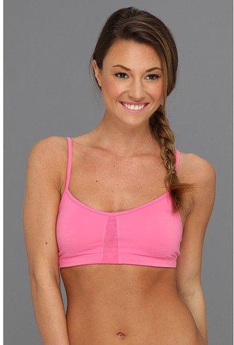 Lucy - Balance Yoga Bra (Ditsy Pink) - Apparel