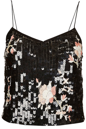 Tall Oriental Embellished Cami
