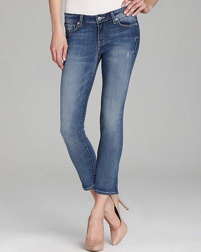 Genetic Denim Jeans - Liam Crop in Blue Haze