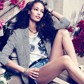 Joan Smalls Stars in H&M's Latest Lookbook: See it All Here