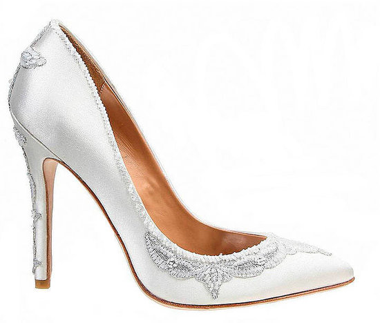BADGLEY MISCHKA Balance Satin Pumps