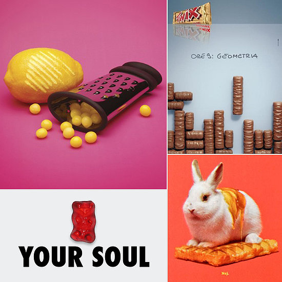 16 Awesomely Creative Candy Ads
