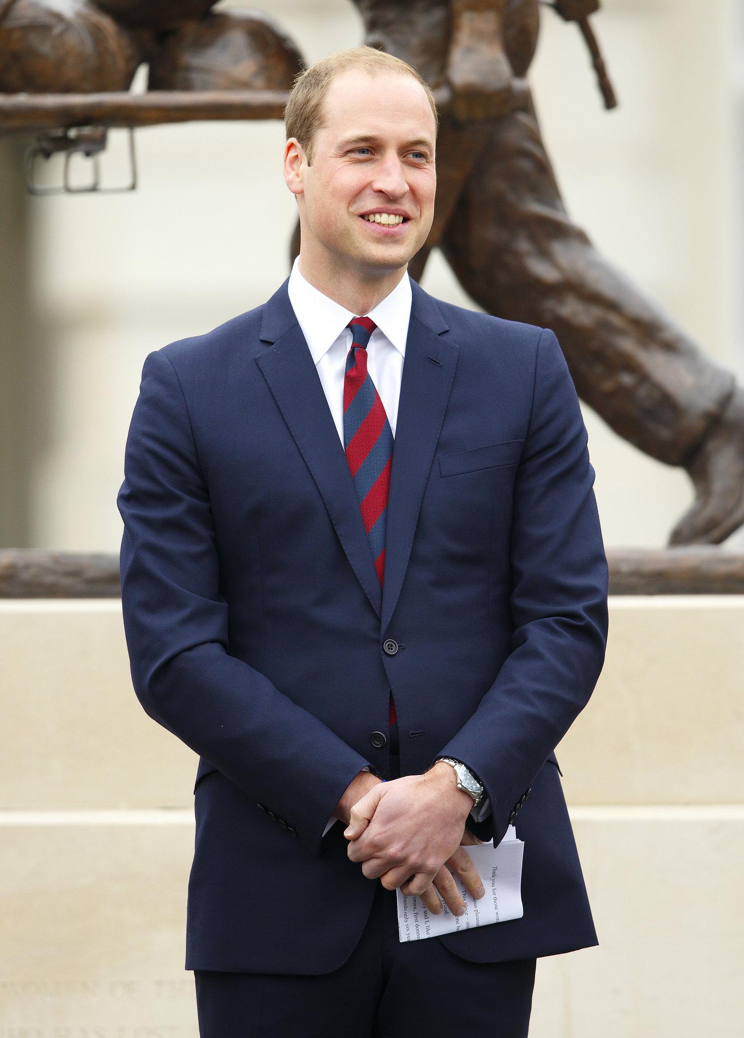Dad: William, Duke of Cambridge