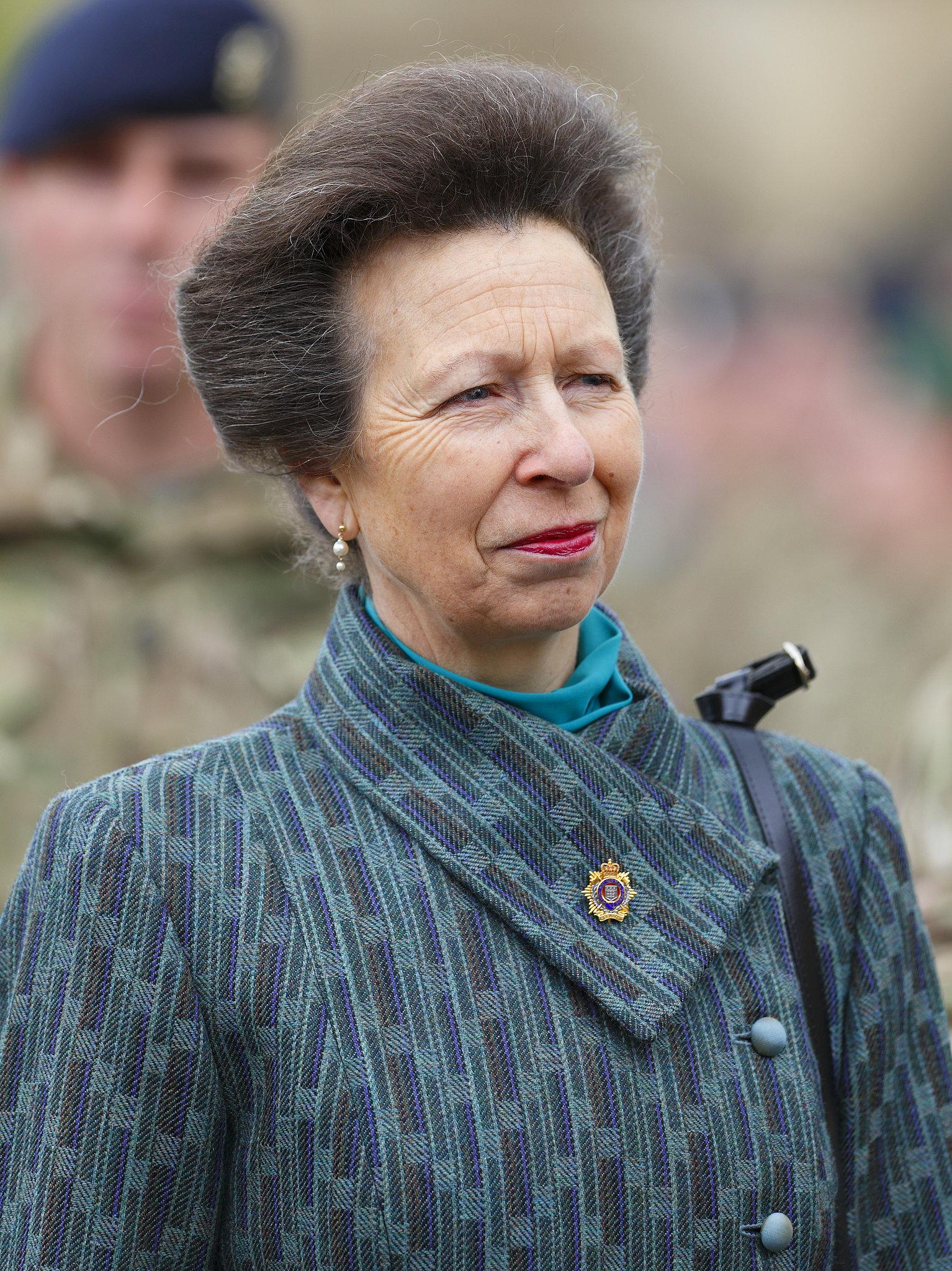 Great-Aunt: Princess Anne, Princess Royal