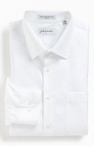 John W. Nordstrom Trim Fit Dress Shirt