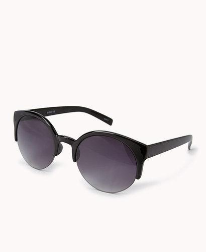 FOREVER 21 F6615 Round Sunglasses