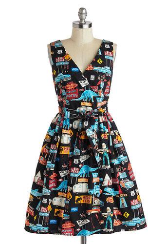 Roadside Attraction Dress