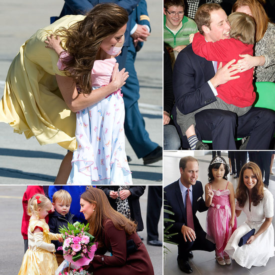 Kate and Will Are Parents — See Their Cutest Moments With Kids