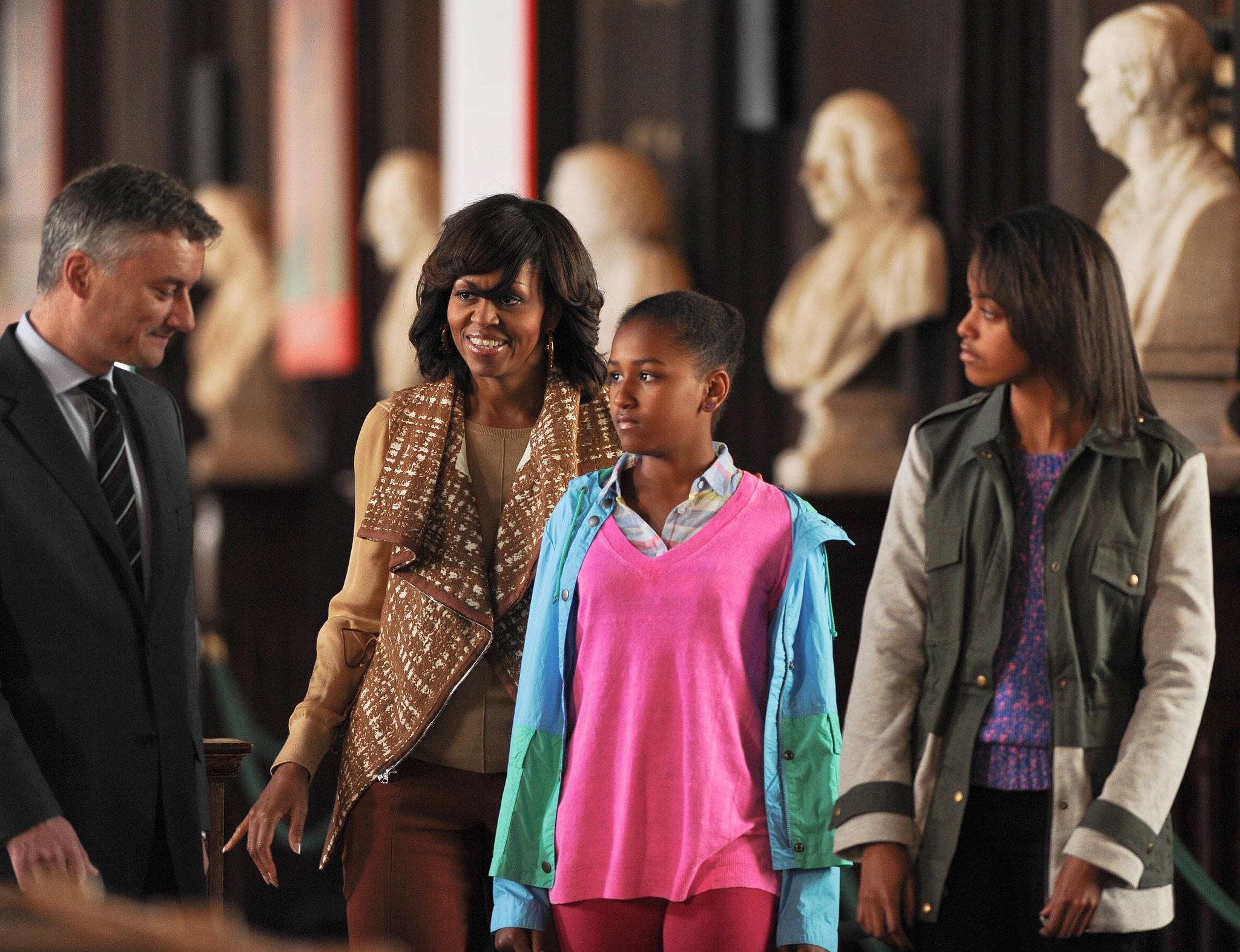 Michelle Obama Old