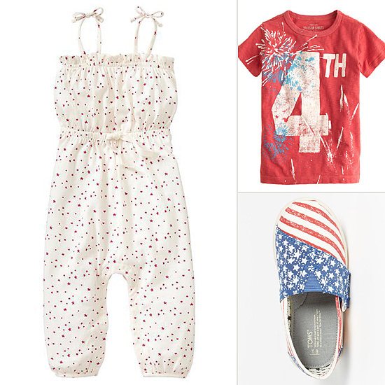 11 Kid Finds For a Stylish and Patriotic Fourth of July