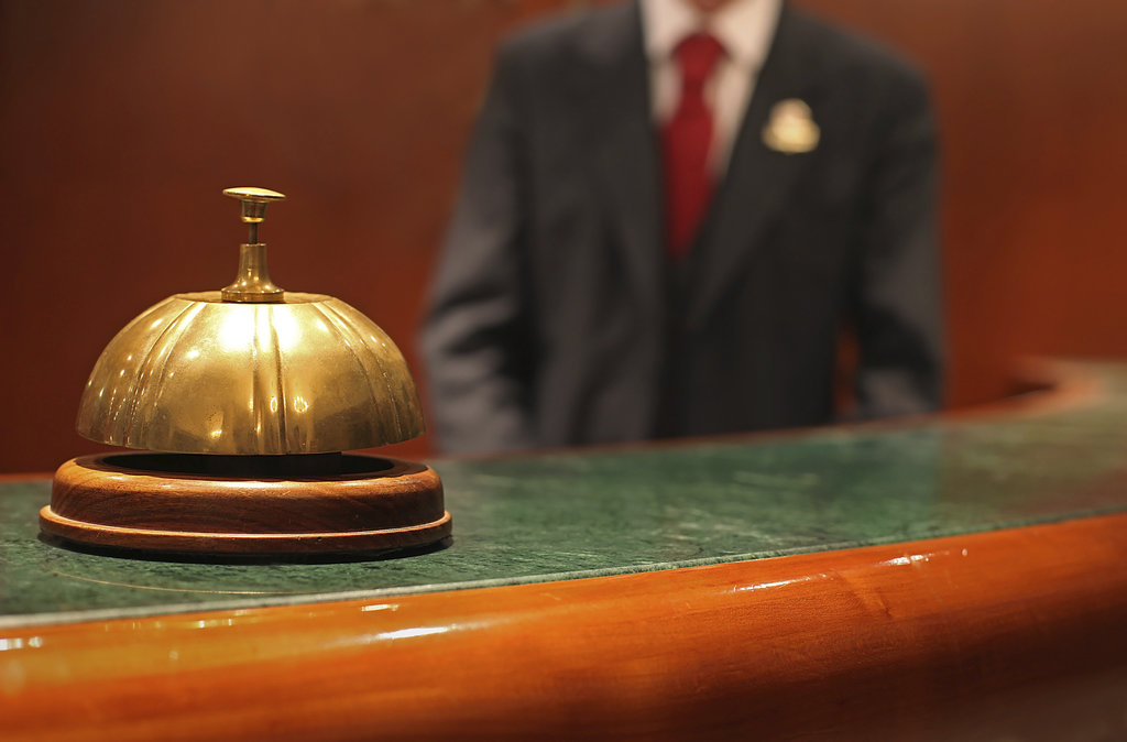 Chat Up Your Hotel Concierge