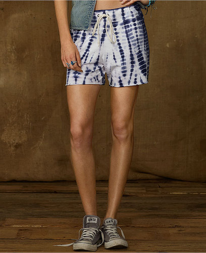 Denim & Supply Ralph Lauren Shorts, Tie-Dye Cutoffs