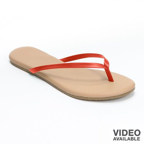 Lc lauren conrad flip-flops - women