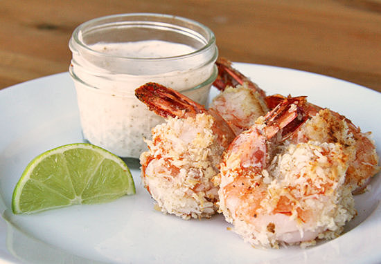 Baked Coconut Shrimp