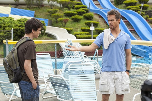 The Way, Way Back  Who's starring: Steve Carell, Sam Rockwell, and Liam James Why we're interested: Carell switches things up as the jerky boyfriend to the mother of Duncan (James) in what looks to be a funny but touching coming-of-age film with a quirky cast of characters. When it opens: July 5 Watch the trailer for The Way, Way Back.