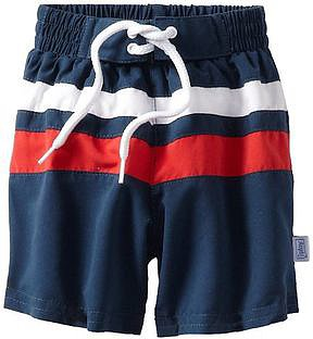 For Babies and Little Boys: i Play Daper Block Boardshort