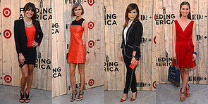 Who Rocked FEED's Red-Dress Code Best?