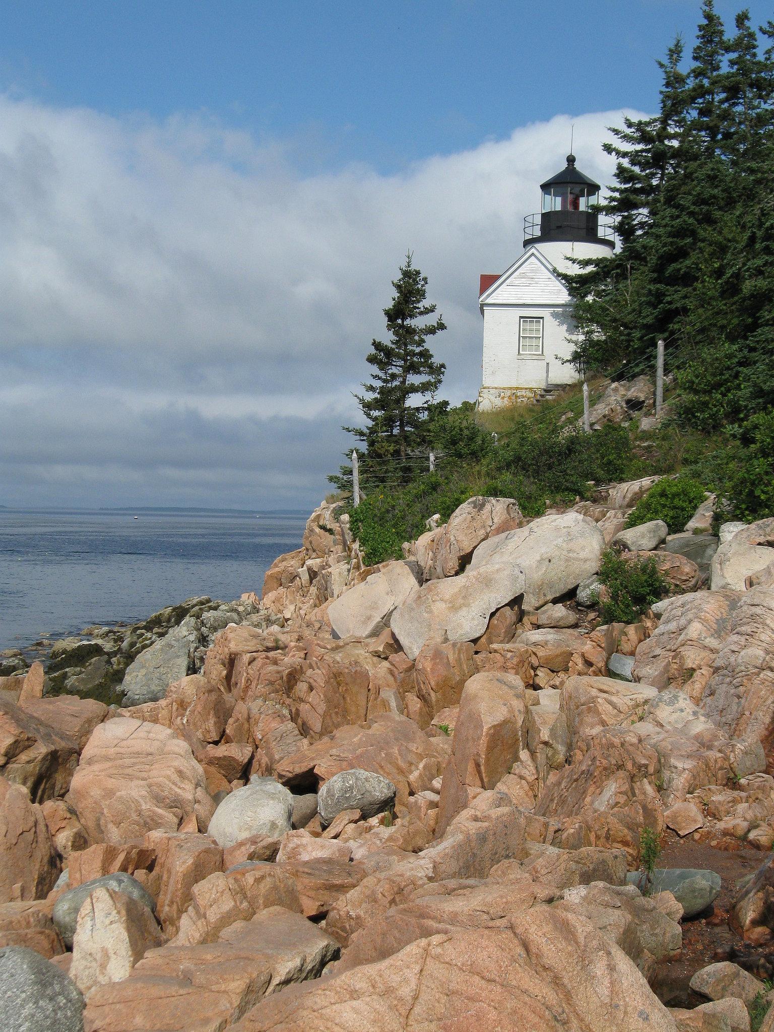Acadia National Park: Maine