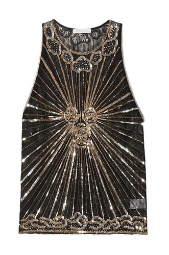 Pierre Balmain Beaded Mini Dress