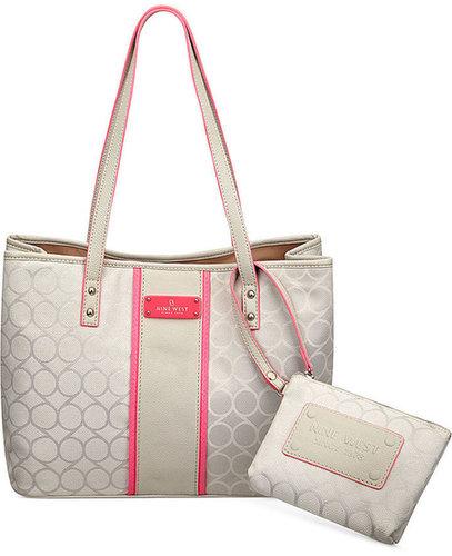 Nine West Handbag, On Cloud 9 Medium Shopper