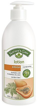 Nature's Gate Moisturizing LotionPapaya