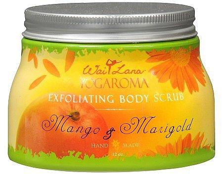 Wai Lana Yogaroma Exfoliating Body Scrub Mango & Marigold