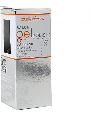 Sally Hansen Salon Gel Polish Gel Top Coat Gel Top Coat