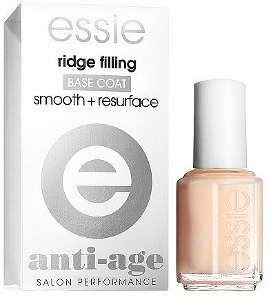 essie Ridge Filling Base Coat, Smooth + Resurface