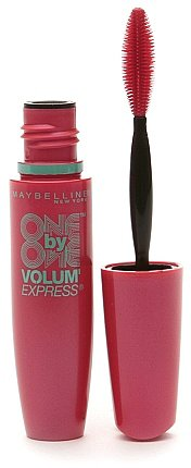 Maybelline Volum'Express One By One Mascara Brownish Black 256