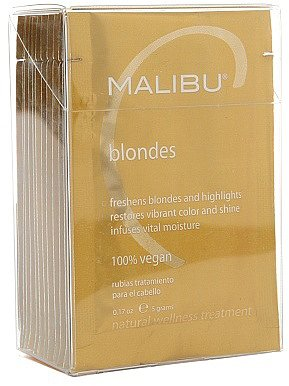 Malibu Blondes Weekly Brightener