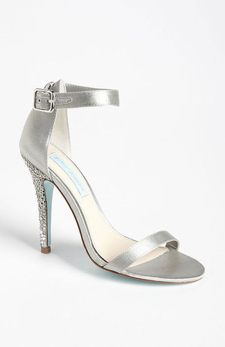 Blue by Betsey Johnson 'Bells' Sandal