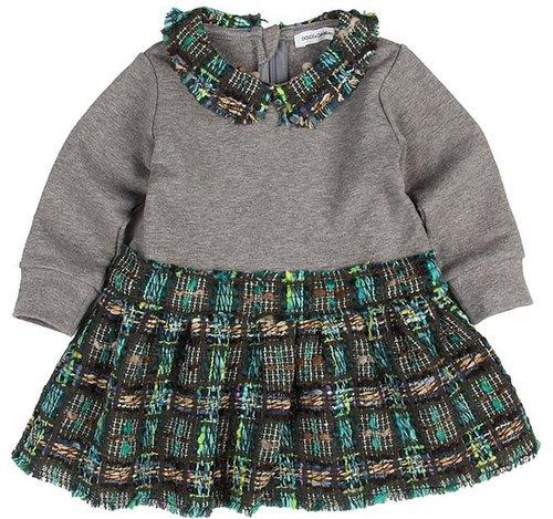 Dolce & Gabbana - Collared Dress (Infant) (Fantasy) - Apparel