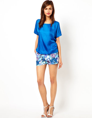 Lowie 70s Floral Shorts