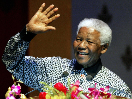 """Nelson Mandela told Oprah why he values education so much:  """"No country can really develop unless its citizens are educated. Any nation that is progressive is led by people who have had the privilege of studying. I knew we could improve our lives even in jail. We could come out as different men, and we could come out with two degrees. Educating ourselves was a way to give ourselves the most powerful weapon for freedom. . . . The more informed you are, the less arrogant and aggressive you are."""""""