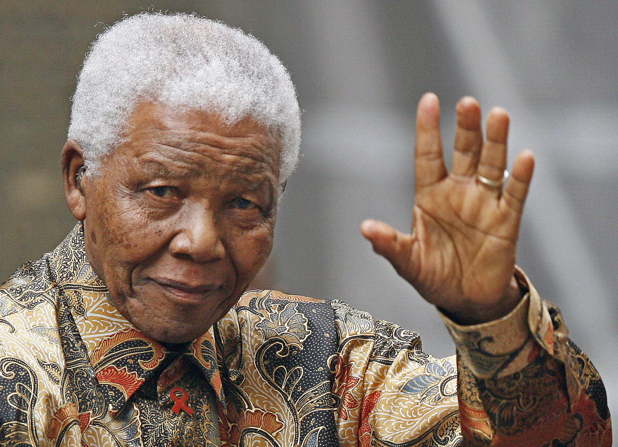 """In 2000, Nelson Mandela told Larry King how it felt to be called a terrorist: """"I was called a terrorist yesterday, but when I came out of jail, many people embraced me, including my enemies, and that is what I normally tell other people who say those who are struggling for liberation in their country are terrorists. I tell them that I was also a terrorist yesterday, but today, I am admired by the very people who said I was one."""""""