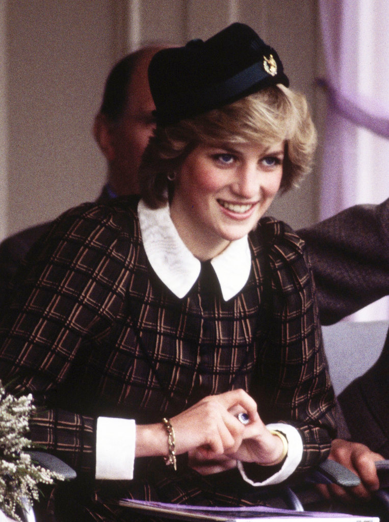 Pictures Of Princess Diana S Best Hats And Style