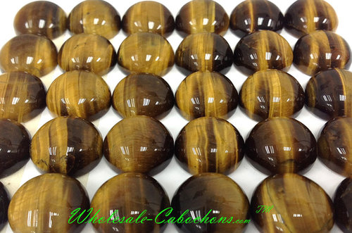 Tigers Eye Cabochon