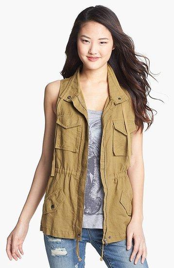 C & C Safari Vest (Online Only)