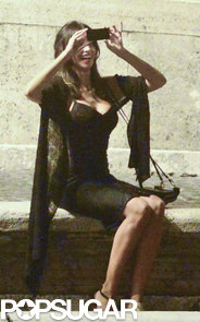 celebrityGerard-Butler-Girlfriend-Madalina-Ghenea-Rome-Photos
