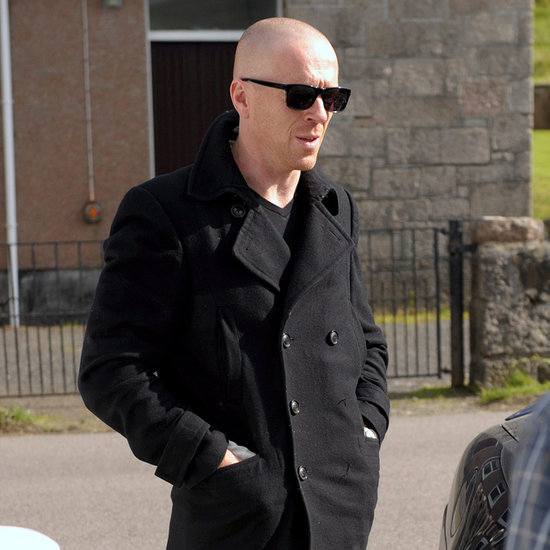 Damian Lewis With Bald Head   Pictures