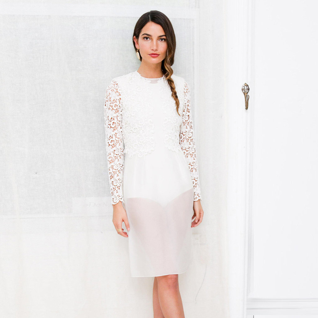 The Ultimate White Dress Guide Every Style Every Budget Popsugar Fashion Uk