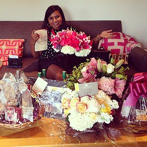 Mindy-Kaling-shared-photo-herself-surrounded-birthday
