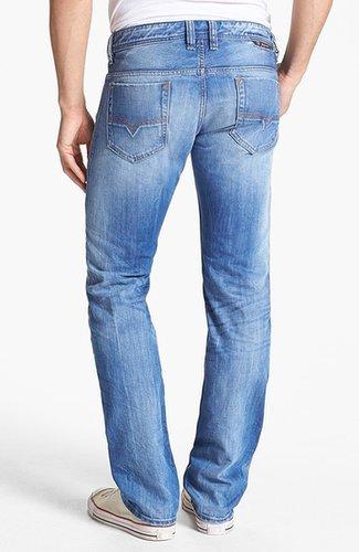 DIESEL 'Safado' Straight Leg Jeans (0816P)