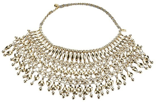 Aurelie Bidermann bib necklace