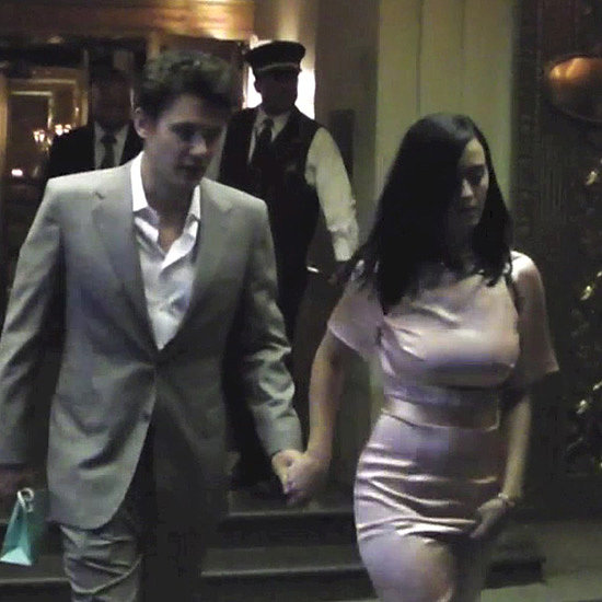Katy Perry and John Mayer Holding Hands in NYC Pictures