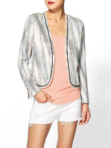 Greylin Patricia Jacquard Jacket