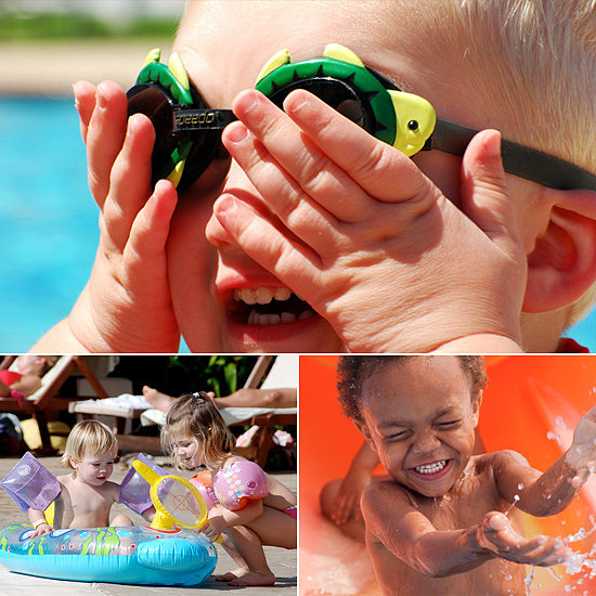 Problem Solved: Solutions To Your Kids' Top 5 Swimming Pool Conundrums