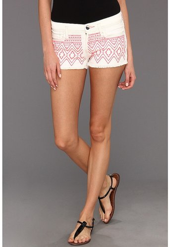 Roxy - Carnivals Embroidered Short (Sea Spray) - Apparel