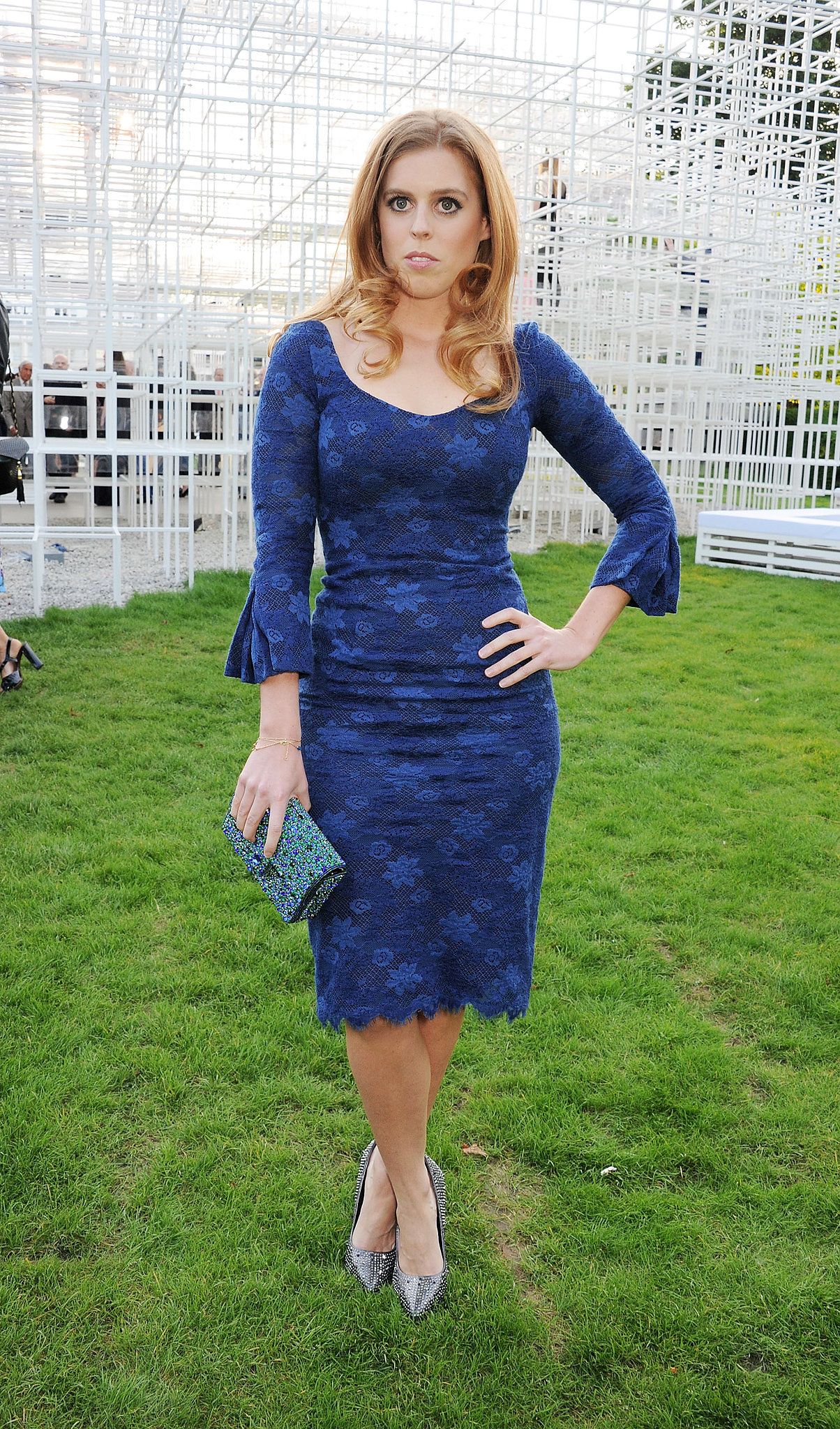 Princess Beatrice of York Princess Beatrice of York was in attendance at the annual