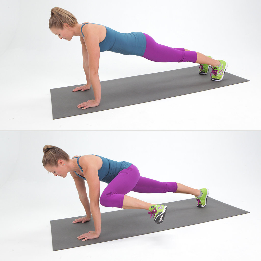 Core: Creepy Crawly Plank